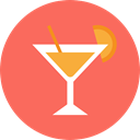 drinking, straw, food, leisure, cocktail, party, Alcohol, Alcoholic Drinks Tomato icon