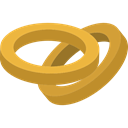 jewel, Wedding Rings, Engagement, food Black icon
