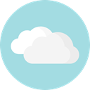weather, meteorology, Cloud, Atmospheric, Elements Icon
