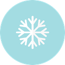 meteorology, Snow, Elements, winter, Atmospheric, Frost, weather LightBlue icon