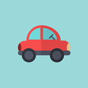 Car, Automobile, transport, transportation, vehicle Icon