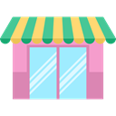 Shop, Restaurant, buildings, Business, store PaleTurquoise icon