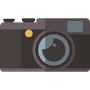 digital, photograph, picture, photo camera, technology DarkSlateGray icon