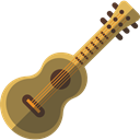 String Instrument, flamenco, Orchestra, Spanish Guitar, Acoustic Guitar, Folk, music, guitar, musical instrument Black icon