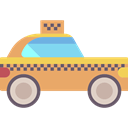 transportation, transport, vehicle, taxi, Car, Automobile SandyBrown icon