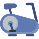 spinning, Gymnastic, exercise, sports SteelBlue icon