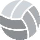 volleyball, team, Sport Team, sports, equipment LightSlateGray icon