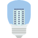 illumination, Idea, Light bulb, technology, invention, electricity Icon