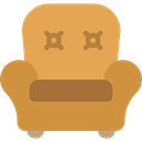 Chair, Seat, furniture, Armchair, Comfortable Peru icon