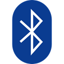 system, Multimedia, Communication, wireless, symbol, Bluetooth Icon