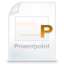 powerpoint WhiteSmoke icon