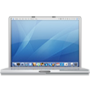 Powerbook, inch DarkGray icon