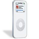 nano, ipod WhiteSmoke icon