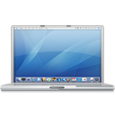 Powerbook, inch SteelBlue icon
