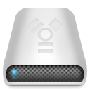 drive, Firewire Gainsboro icon