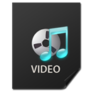 File, nanosuit, video, generic DarkSlateGray icon