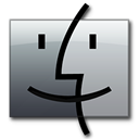 Finder, nanosuit Black icon
