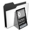 Folder, nanosuit, Bank, Factory DarkSlateGray icon