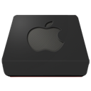 Hd, Dark, Apple, nanosuit DarkSlateGray icon