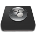 Hd, Vista, nanosuit DarkSlateGray icon
