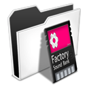 Bank, Folder, Factory, nanosuit, pink DarkSlateGray icon