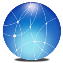Connect, nano SteelBlue icon