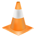 Vlc, nanosuit Black icon