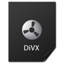 File, Divx, nanosuit DarkSlateGray icon