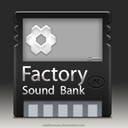 nanosuit, Bank, Factory, preview DarkSlateGray icon