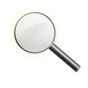 search, nanosuit Black icon