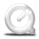 nanosuit, plastic, quicktime Black icon
