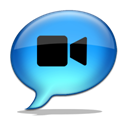 ichat, nanosuit Black icon