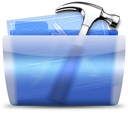Developer CornflowerBlue icon