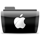Apple Black icon