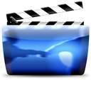 movie, Imovie Black icon