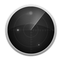utility, radar DarkSlateGray icon