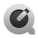 quicktime DarkGray icon