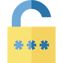 Tools And Utensils, security, secure, locked, Lock, padlock Icon