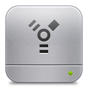 Firewire DarkGray icon