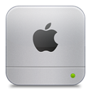 Apple Silver icon