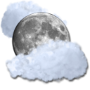 Moon, Cloudy Lavender icon