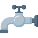 tap, water, Faucet, Droplet Black icon