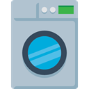 Electrical Appliance, cleaning, Housekeeping, washing machine, wash, washing, Clean LightSteelBlue icon