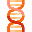education, Deoxyribonucleic Acid, Biology, Dna Structure, medical, dna, Genetical, science Black icon