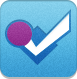 Foursquare SkyBlue icon