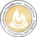 Feedburner Black icon