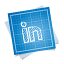 Social, Blueprint Icon