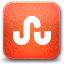 Stumbleupon Tomato icon