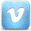 Vimeo SkyBlue icon