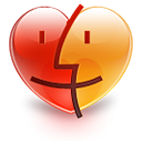 mac Red icon